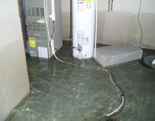 Water Damage buffalo grove